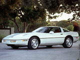 Corvette Coupe (C4) 1983–91 wallpapers