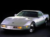 Corvette Coupe (C4) 1983–91 wallpapers