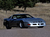 Callaway C4 Twin Turbo Sledgehammer Corvette (B2K) 1989 wallpapers
