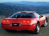 Corvette ZR-1 Coupe (C4) 1990 images