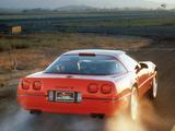 Corvette ZR-1 Coupe (C4) 1990 photos