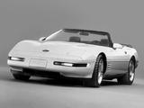 Corvette Convertible (C4) 1991–96 images