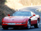 Corvette Coupe (C4) 1991–96 photos