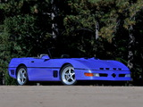 Callaway C4 Series 500 Twin Turbo Corvette Speedster (B2K) 1991 pictures
