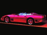 Callaway C4 Twin Turbo Corvette Speedster (B2K) 1991 pictures