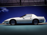Corvette Convertible (C4) 1991–96 wallpapers