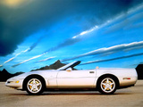Corvette Convertible Collector Edition (C4) 1996 photos