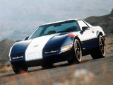Corvette Grand Sport Coupe (C4) 1996 pictures