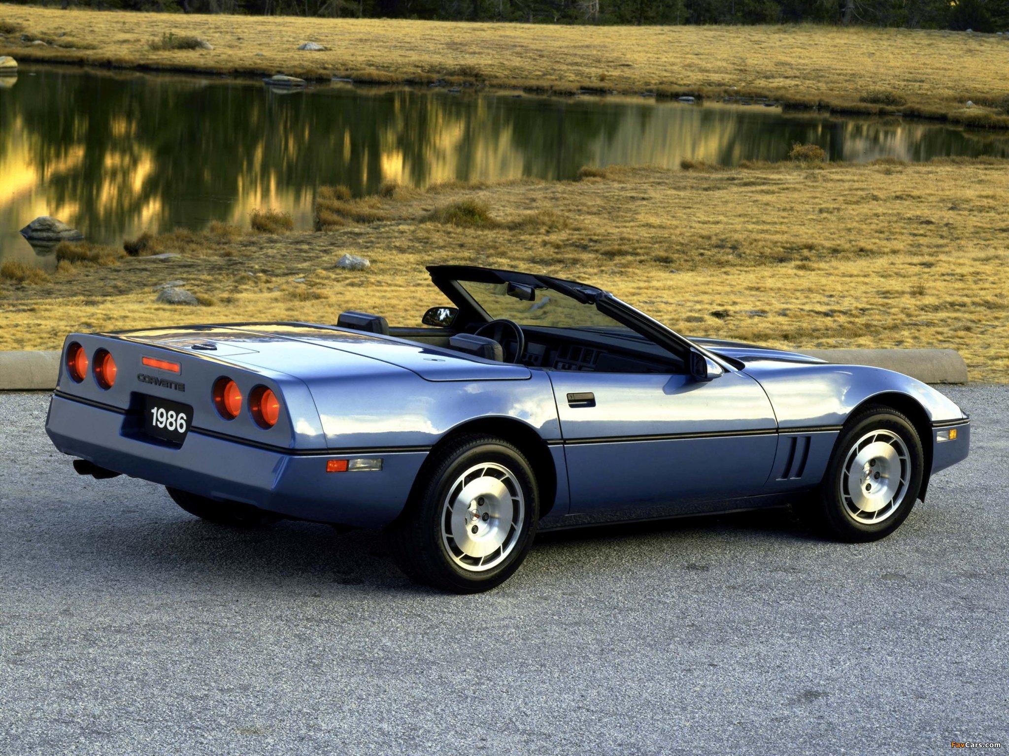 Images Of Corvette Convertible C4 1986 91 2048x1536