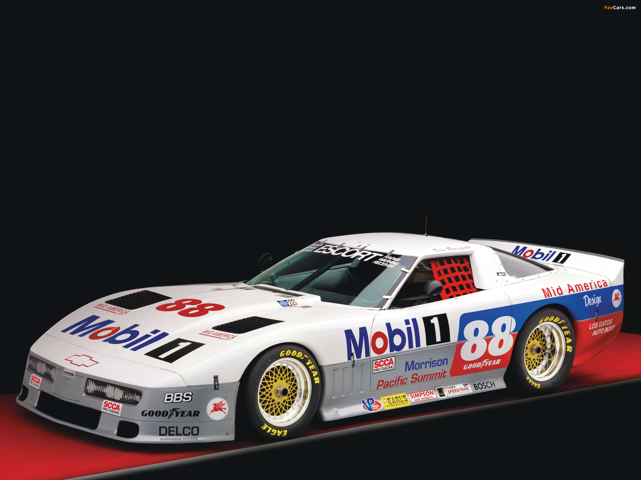 Images Of Corvette Imsa Gto C4 1988 2048x1536