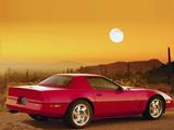 Images of Corvette ZR-2 Prototype (C4) 1989