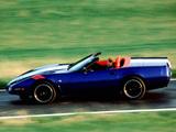 Images of Corvette Grand Sport Convertible (C4) 1996
