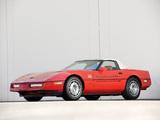 Photos of Corvette Convertible Indy 500 Pace Car (C4) 1986