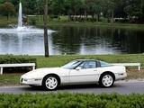 Photos of Corvette Z01 Coupe 35th Anniversary (C4) 1988