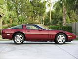 Photos of Corvette ZR-1 Coupe (C4) 1990
