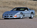 Pictures of Callaway C4 Twin Turbo Sledgehammer Corvette (B2K) 1989