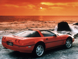 Pictures of Corvette ZR-1 Coupe (C4) 1990