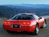Corvette ZR-1 Coupe (C4) 1990 wallpapers