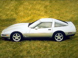 Wallpapers of Corvette Coupe Collectors Edition (C4) 1996