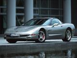 Corvette Coupe EU-spec (C5) 1997–2004 pictures