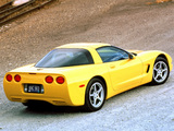 Corvette Coupe (C5) 1997–2004 wallpapers
