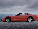 Corvette Coupe UK-spec (C5) 1998–2002 images