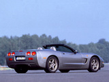 Corvette Convertible (C5) 1998–2004 wallpapers