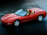 Corvette Convertible (C5) 1998–2004 wallpapers