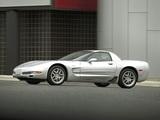 Corvette Z06 (C5) 2001–03 wallpapers