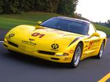 Corvette Bondurant Racing School (C5) 2002–04 images