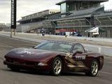 Corvette Coupe 50th Anniversary Indy 500 Pace Car (C5) 2002 photos