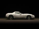 Avelate Corvette Convertible Commemorative Edition (C5) 2003 wallpapers