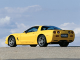 Images of Corvette Coupe EU-spec (C5) 1997–2004