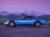 Images of Corvette Z06 (C5) 2001–03