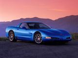 Images of Corvette Z06 (C5) 2001–03