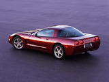 Images of Corvette Coupe 50th Anniversary (C5) 2002–03
