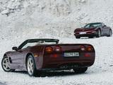 Photos of Corvette C5