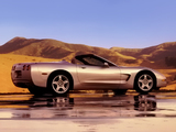 Pictures of Corvette Convertible (C5) 1998–2004
