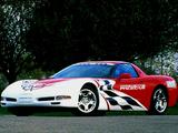 Pictures of Corvette Daytona 24 Hour Pace Car (C5) 1999