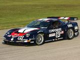 Pictures of Corvette C5R 2001–04