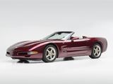 Pictures of Corvette Convertible 50th Anniversary (C5) 2002–03
