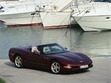 Pictures of Corvette Convertible 50th Anniversary (C5) 2002–03