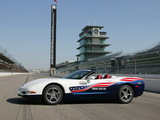 Pictures of Corvette Convertible Indy 500 Pace Car (C5) 2004