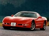 Corvette Coupe UK-spec (C5) 1998–2002 wallpapers