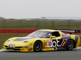 Corvette C5R 1999–2000 wallpapers