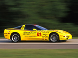 Corvette Bondurant Racing School (C5) 2002–04 wallpapers