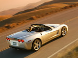 Corvette Convertible (C6) 2005 photos