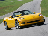 Corvette Convertible (C6) 2005 pictures