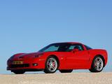 Corvette Z06 EU-spec (C6) 2006–08 pictures
