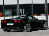 Geiger Corvette Z06 (C6) 2006–08 wallpapers